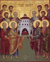Икона Апостолов 12-ти собор